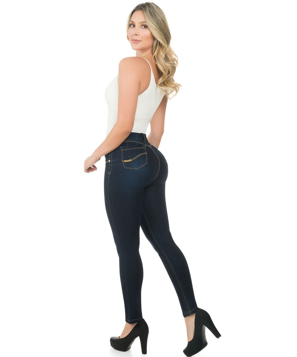 VALERIA - Push Up Jean by CYSM