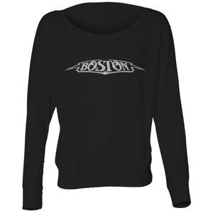 Boston Third Stage Ladies Long Sleeve Tee