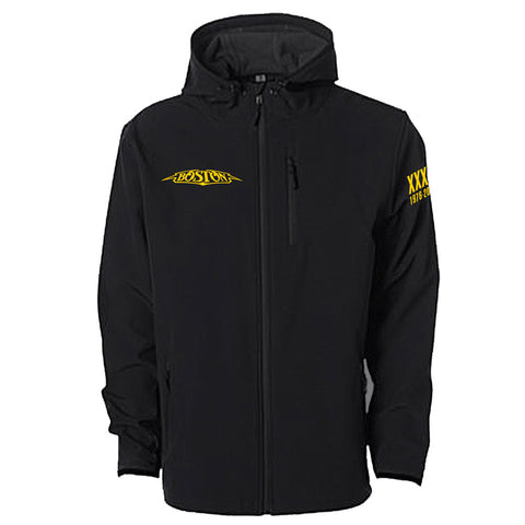 Boston 40th Anniversary Poly-Tech Jacket-Boston