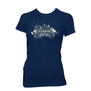 Boston 40th Anniversary Women's T-Shirt-Boston
