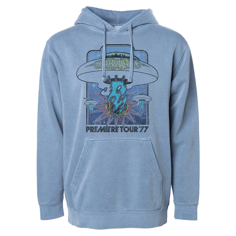 Premiere Tour '77 Pullover Hooded Sweatshirt-Boston