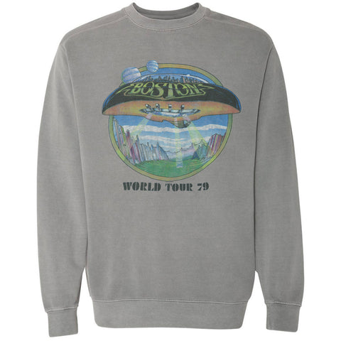 Boston World Tour 79 Sweatshirt