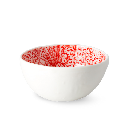 Porcelain Cup Red