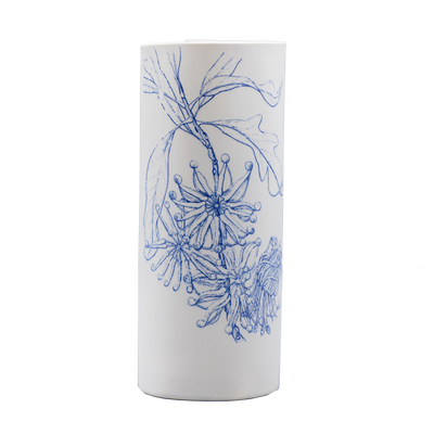 Illuminator Vase Tall Native Australian Firewheel