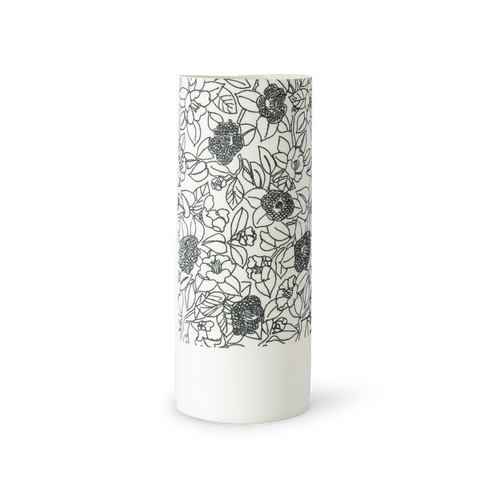 Illuminator Vase Tall Black Flowering Gum
