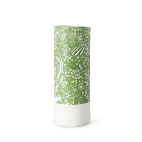 Illuminator Vase Tall Rose Block