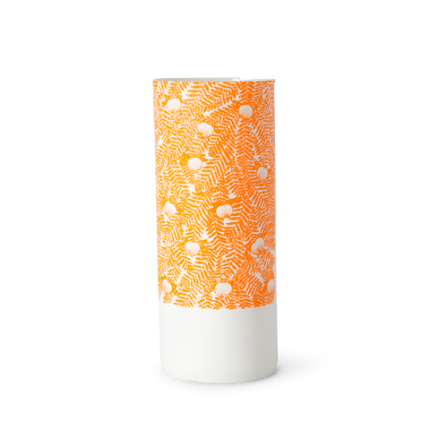 Illuminator Vase Tall Orange Orange