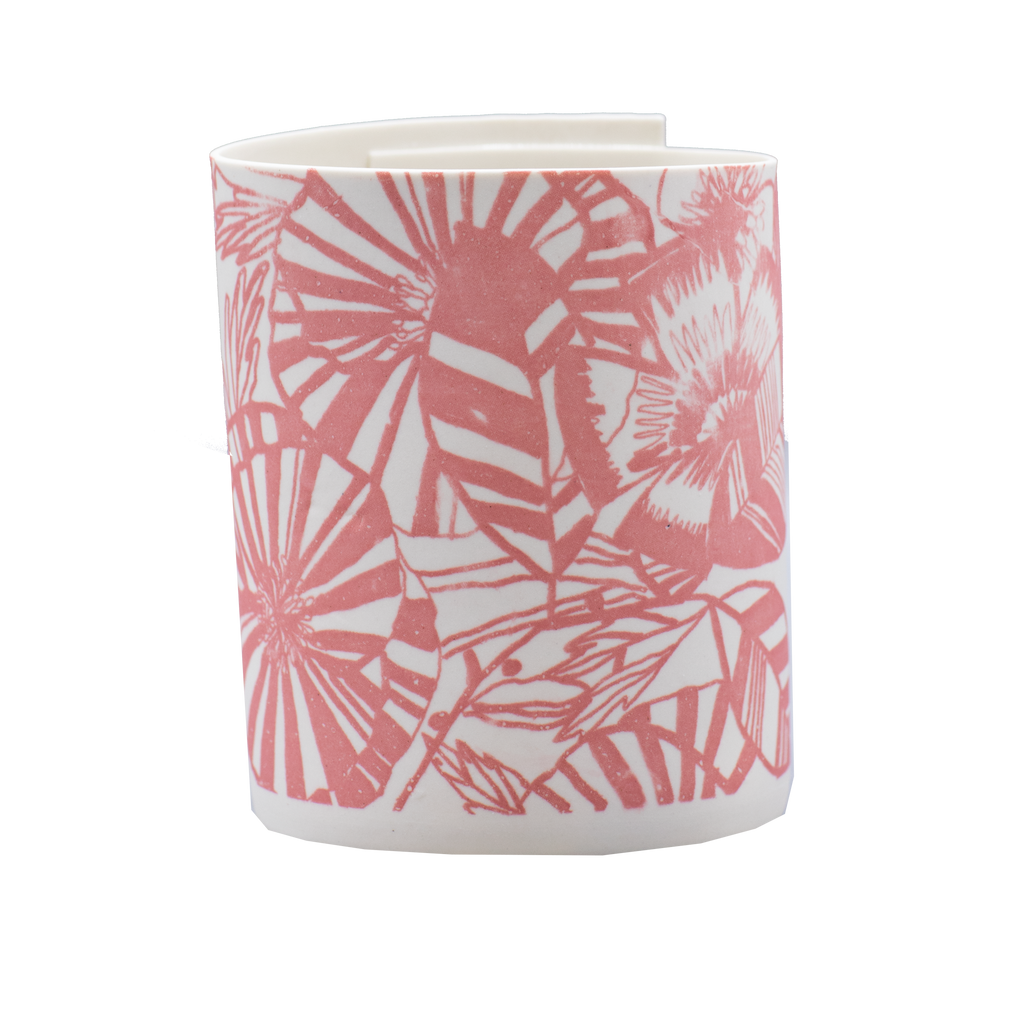 Illuminator Vase Short Retro Flower