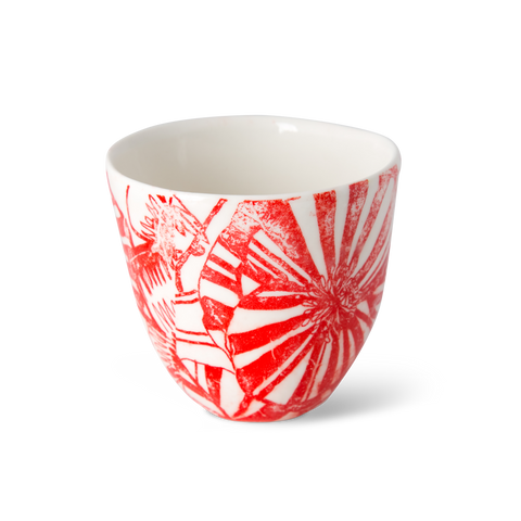 Teacup Original Red