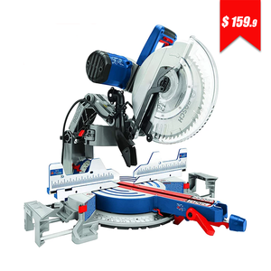 Compound miter saw GCM12SD-12 inch sliding miter saw with T4B gravity miter saw bracket
