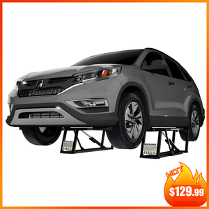 Capacity Portable Car Lift