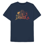 Dead & Company New Years Tour Tee-Dead & Company