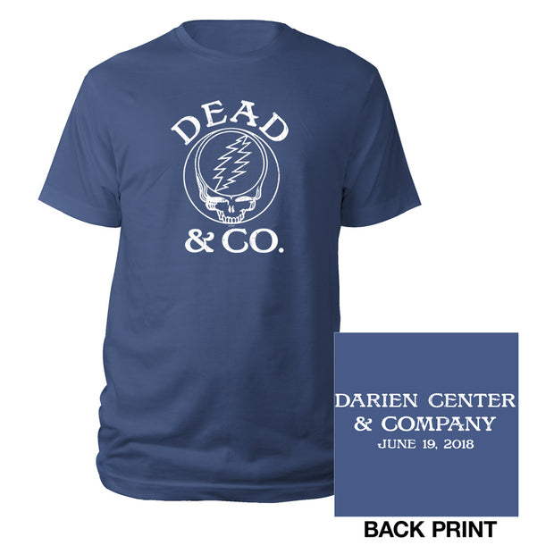 Darien Center Dead Event Tee-Dead & Company