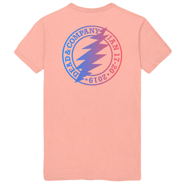 Playing in the Sand Event Tee-Dead & Company