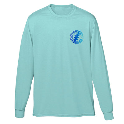 Planing in the Sand Event Long Sleeve Tee-Dead & Company