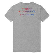 The Gorge, George, WA Exclusive Event Tee-Dead & Company