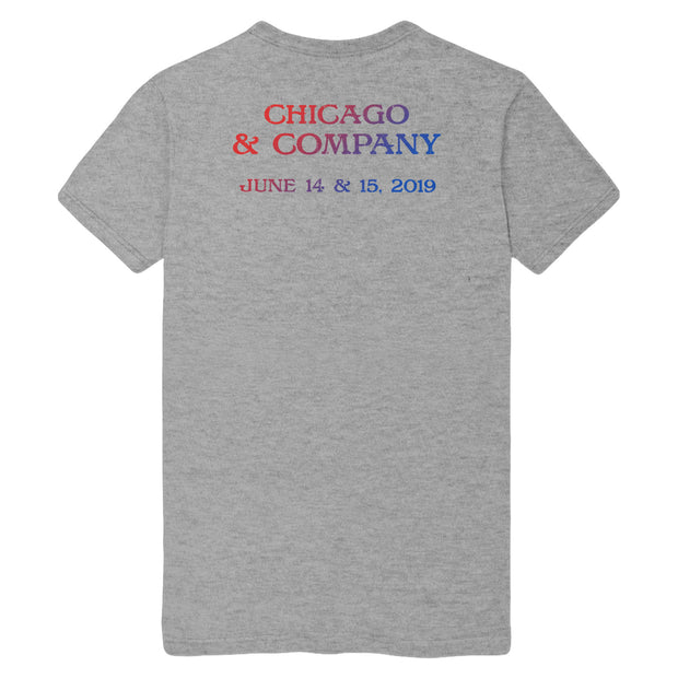 Chicago, IL Exclusive Event Tee-Dead & Company