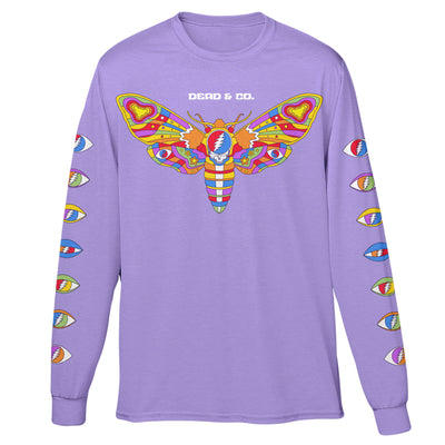 Dead & Company Butterfly Long Sleeve Tee