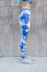TIE DIE DIY – Cumulus – Leggings