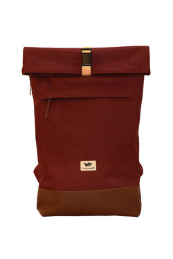 Freibeutler - Courier Bag - Burgundy