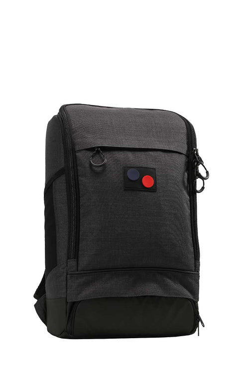 pinqponq – Medium Backpack – Anthracite Melange