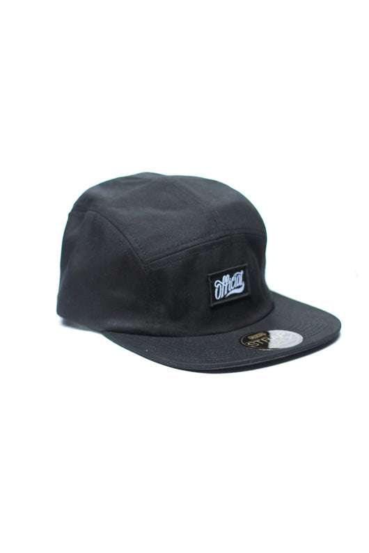 Official - 5Panel Black