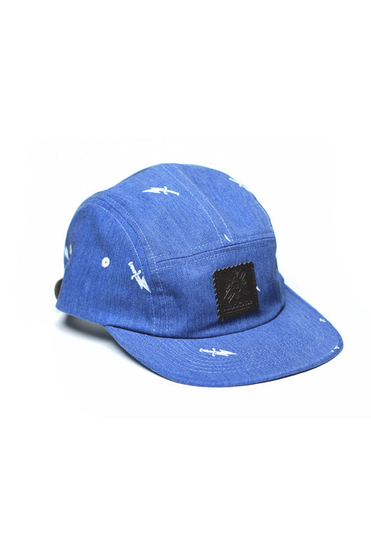 Turbokolor - Five Panel Cap - Stabber Print