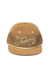 Turbokolor - Snapback - Brown Cord