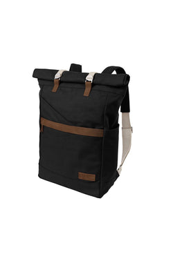 Mela Wear - Ansvar Backpack - Black - Fairtrade & GOTS zertifiziert