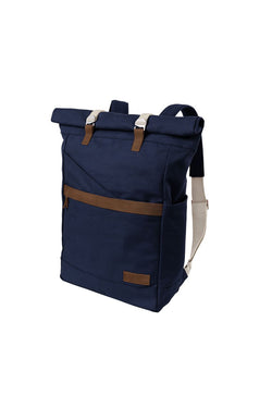 Mela Wear - Ansvar Backpack - Blau - Fairtrade & GOTS zertifiziert