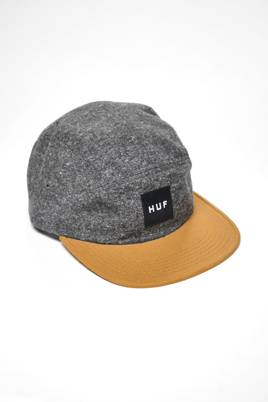 HUF - Brushed Tweed Volley - Black