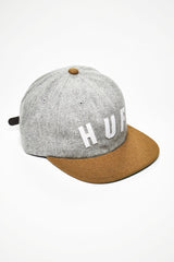 HUF - Short Stop 6Panel - Grey