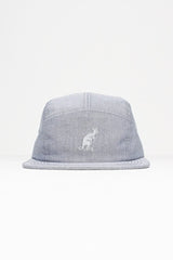 Rockwell by Parra –  5 panel volley hat hiding