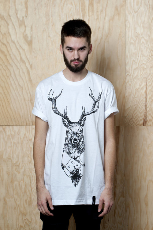 Hot Cheese Crew - Hirsch Tee