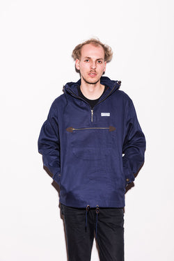 Turbokolor - Freitag Jacket - Navy/Blue