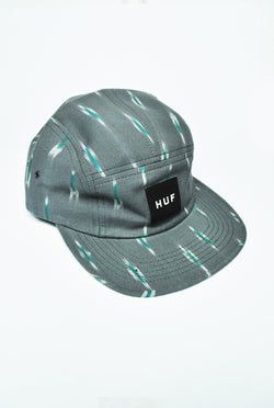 HUF - Ikat Volley - LT Gray