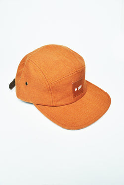 HUF - Tonal linen Volley - Rust