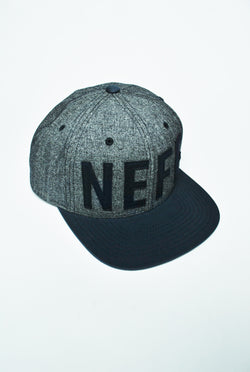 Neff - Brother Cap - Grey/Navy