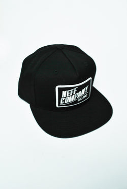 Neff - Station Cap - Black