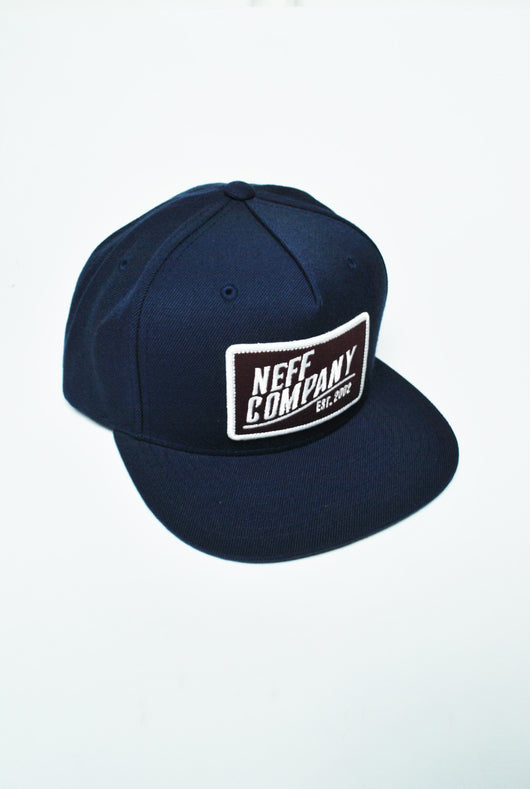 Neff - Station Cap - Navy