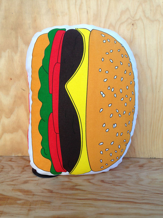 Woouf - Burger Cushion