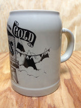 Dudes Factory – The Piss – Beer Mug – design by Mcbess