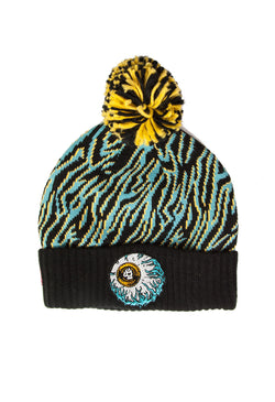 Mishka – Lamour Keep Watch Rumble Pom Beanie