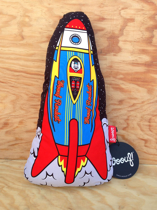Woouf - Rocket Cushion