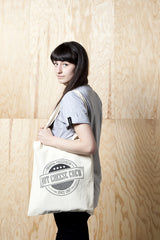 Hot Cheese Crew - Logo Bag Nature Kurz