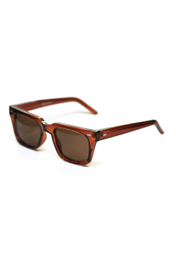 Spitfire Design – LOVEJOY – Acetate (brown/brown)