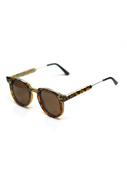 Spitfire Design – TEDDY BOY Acetate (brown tort/brown)