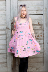 Lazy Oaf – Racoon Raid Dress