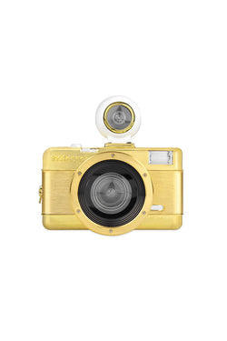 LOMOGRAPHY - FISHEYE NO.2 - GOLD EDITION