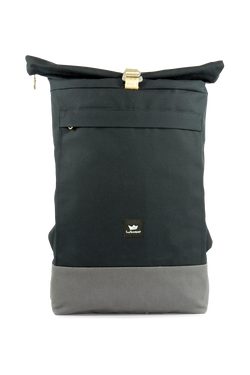 Freibeutler - Courier Bag - Blue/Grey